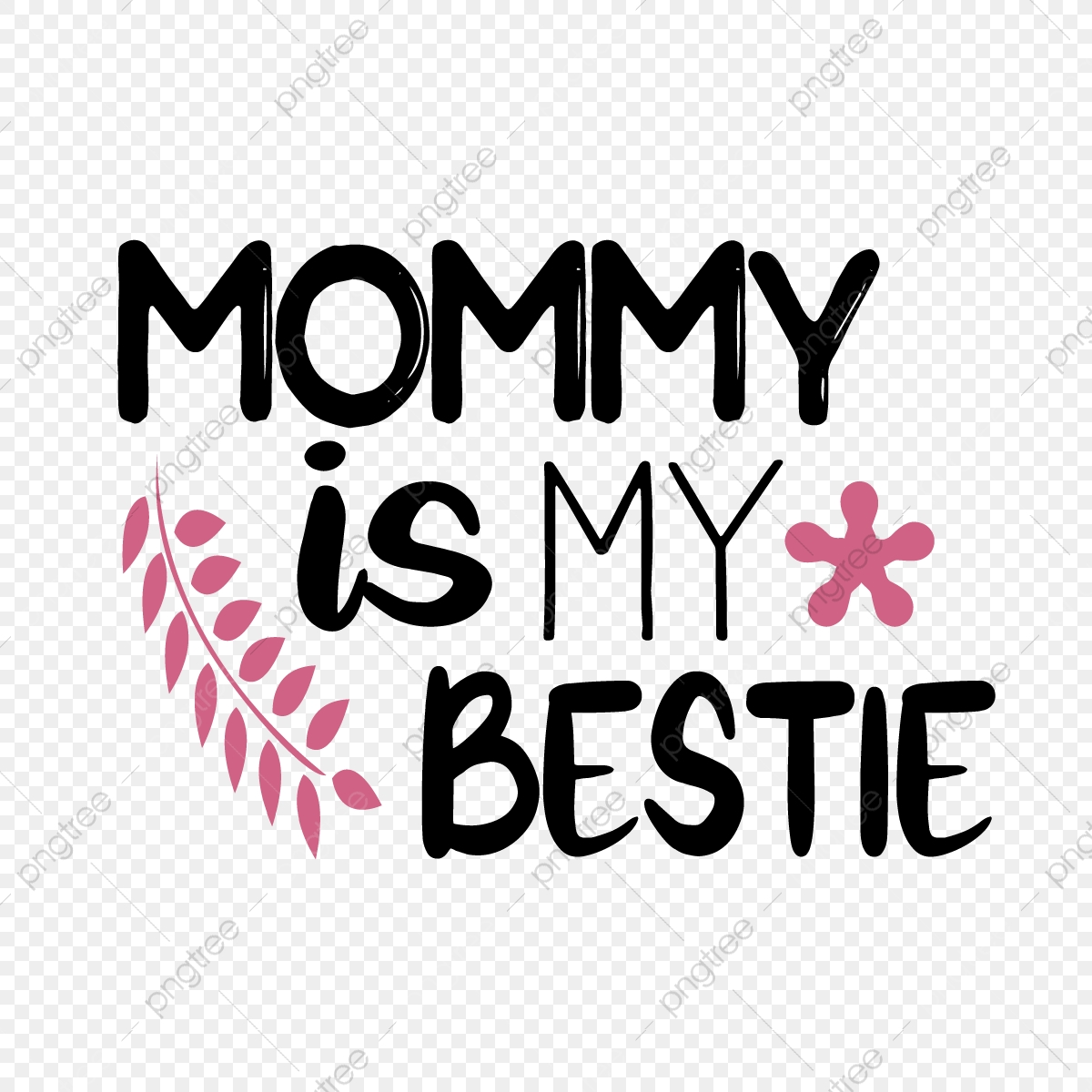 Svg Cartoon Black Hand Drawn Illustration Mom Is My Baby English Alphabet Font Effect Eps For Free Download