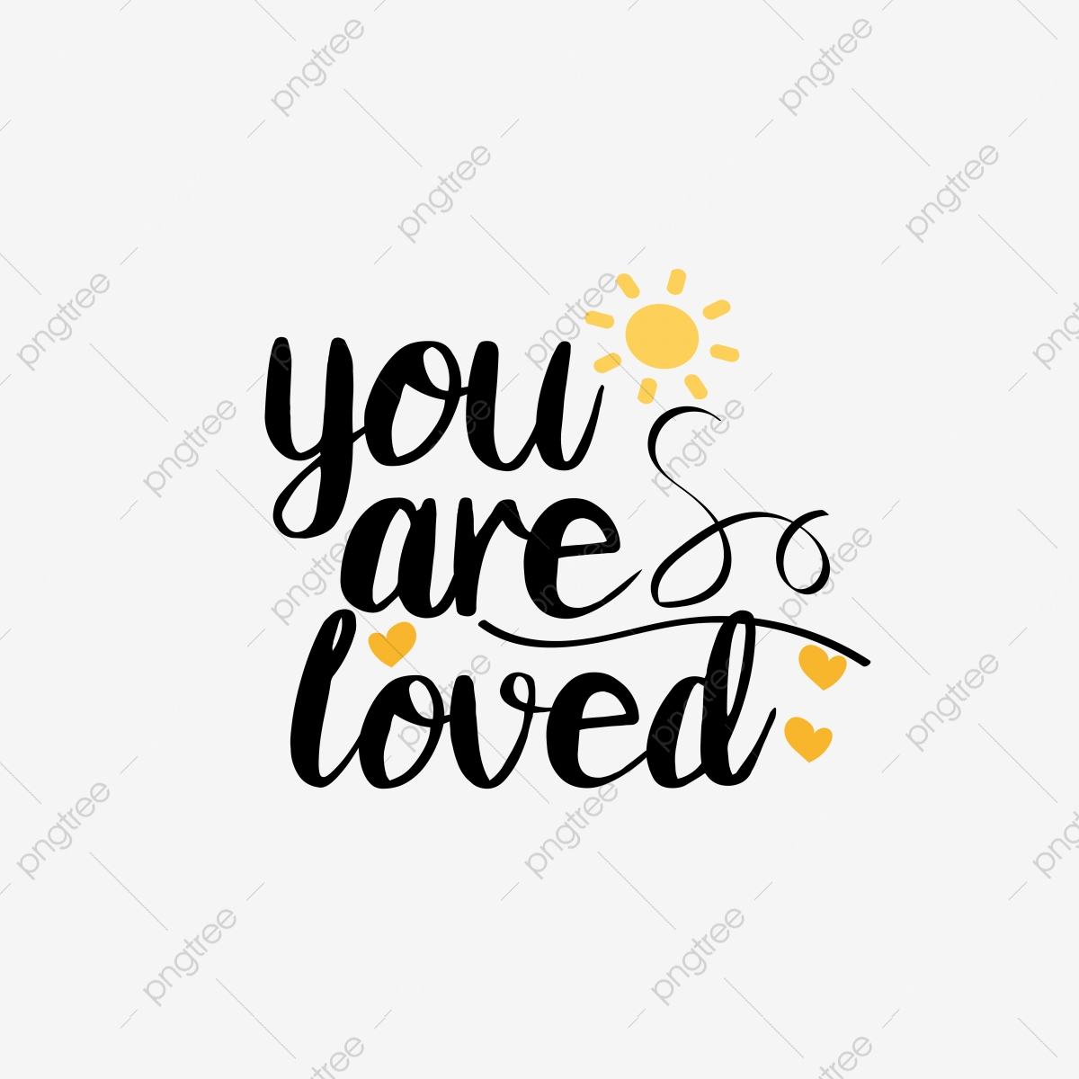 Svg Cartoon Black You Are So Loved English Alphabet Hand Drawn Illustration Font Effect Eps For Free Download