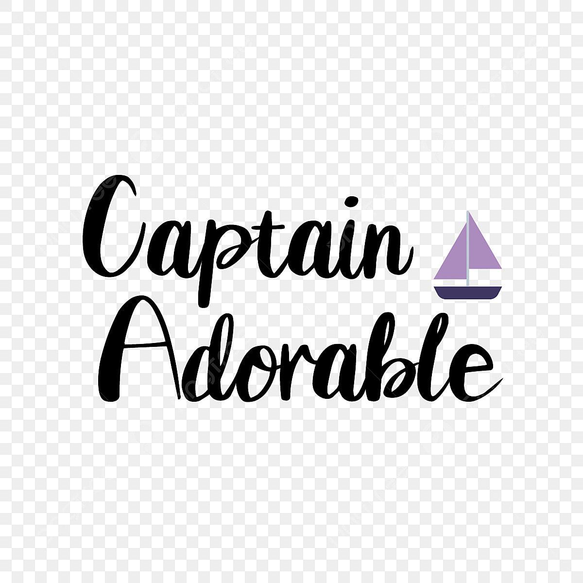 Svg Hand Drawn Captain Cute Black English Alphabet Font Design Boat Illustration Font Effect Eps For Free Download