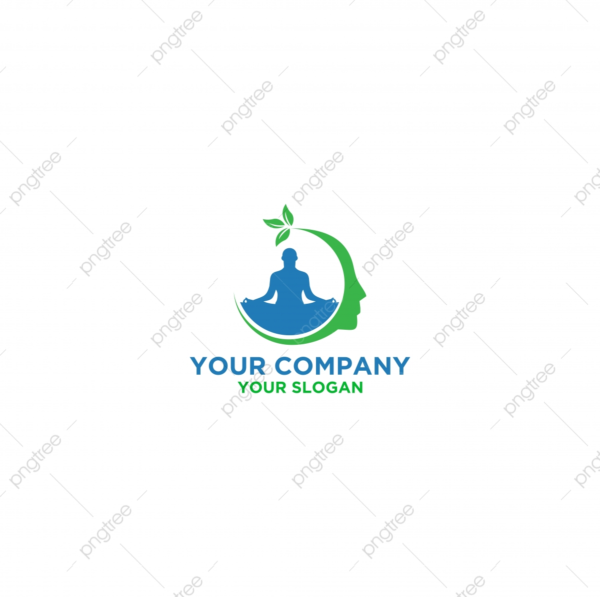 yoga logo png images vector and psd files free download on pngtree https pngtree com freepng think yoga logo design vector 5098337 html