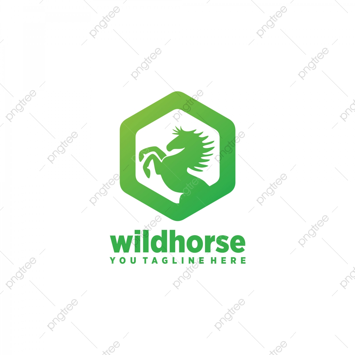 Wildhorse Wild Horse Logo Design Templates Template For Free Download On Pngtree