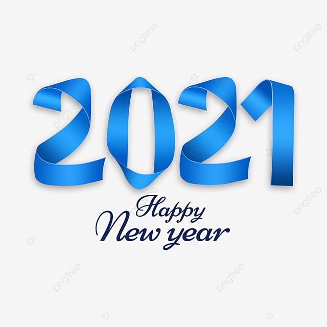 ribbon 2021 word art