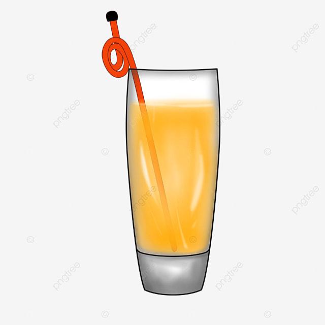 jus jeruk kuning prem dalam gelas bening dan jerami merah kaca gelas transparan cangkir minuman png transparan gambar clipart dan file psd untuk unduh gratis pngtree