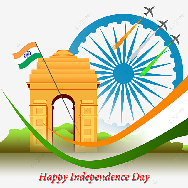 Indian Independence Day Indian Republic Day Transparent Png, Transparent  Clipart, Independence Day, Indian Independence Day PNG Transparent Clipart  Image and PSD File for Free Download