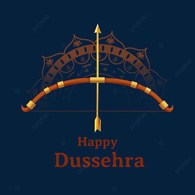 dussehra indian shading bow and arrow ideas