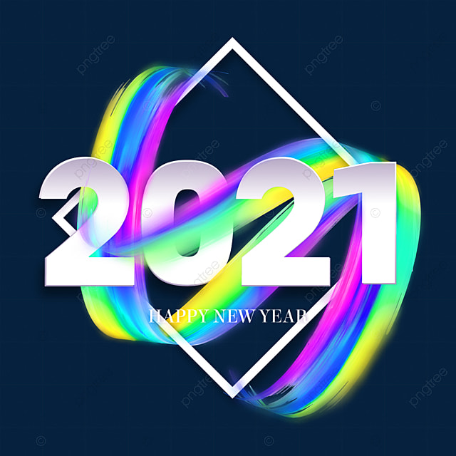 2021 color ribbon creative