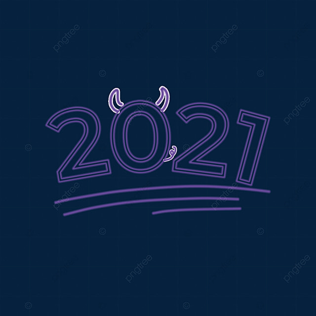 fluorescence effect 2021 year of the ox