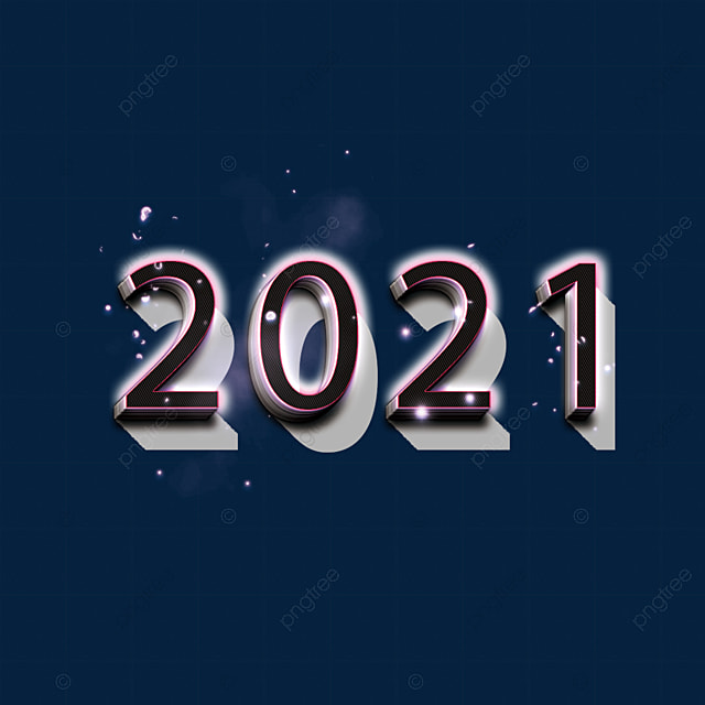 purple time effect 2021 font