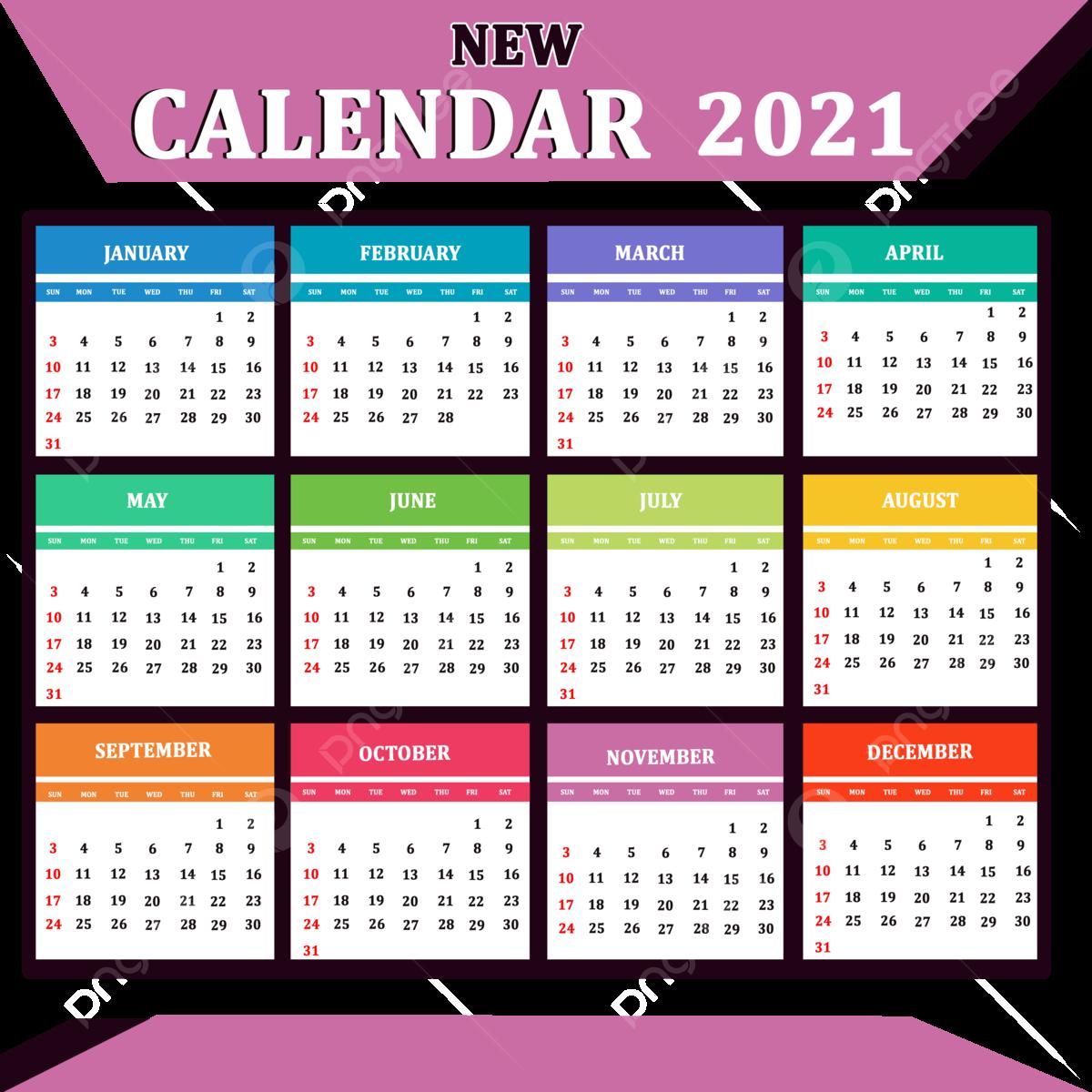 Kalender Karakter Doraemon 2021