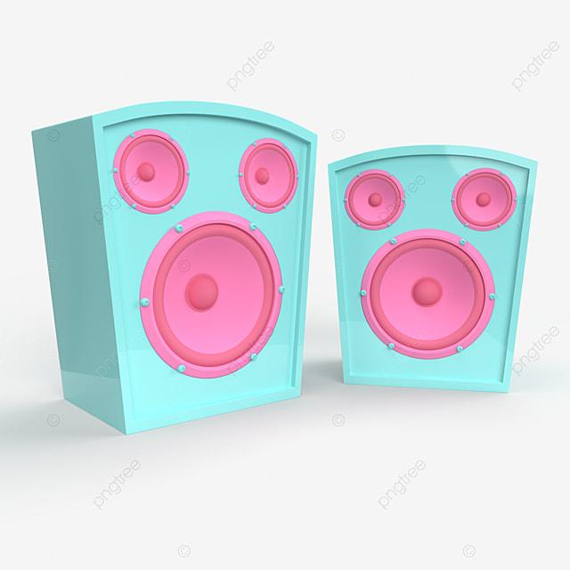 Panggung Dengan Speaker Pada Latar Belakang Transparan Dalam Rendering 3d Konsep Minimalis Warna Pastel 3d Dekoratif Ulang Tahun Clipart Png Transparan Gambar Clipart Dan File Psd Untuk Unduh Gratis