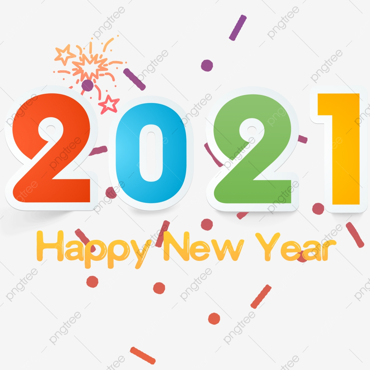 happy new year 2021 2021 2021 new year png transparent clipart image and psd file for free download https pngtree com freepng happy new year 2021 5444364 html