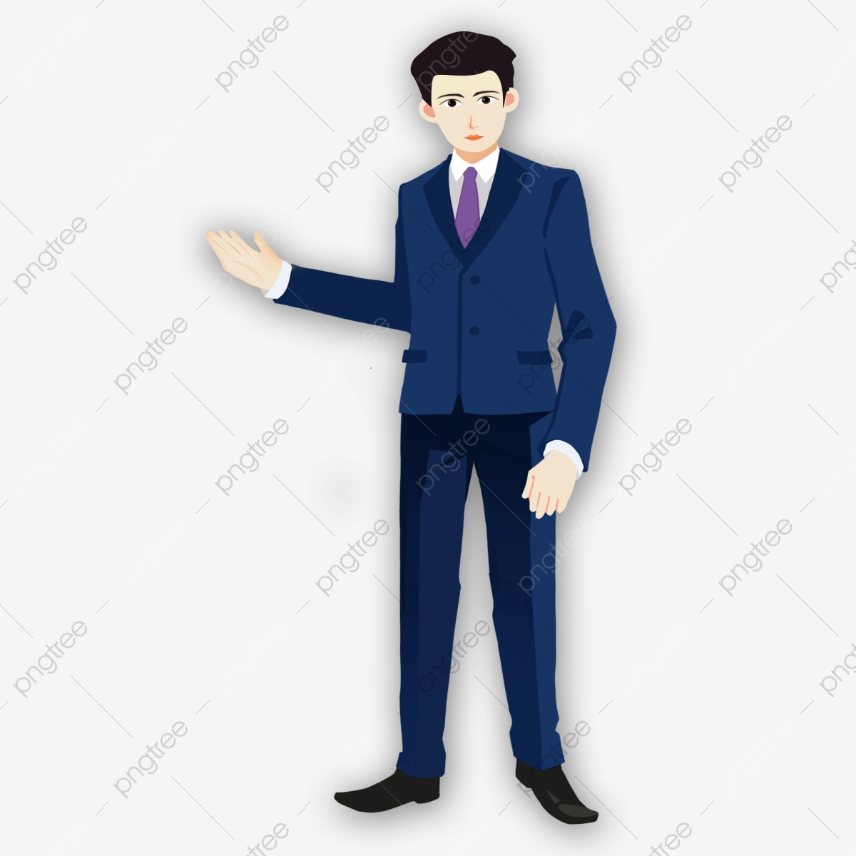 Free Silhouette Man In Suit, Download Free Clip Art, Free Clip Art on  Clipart Library