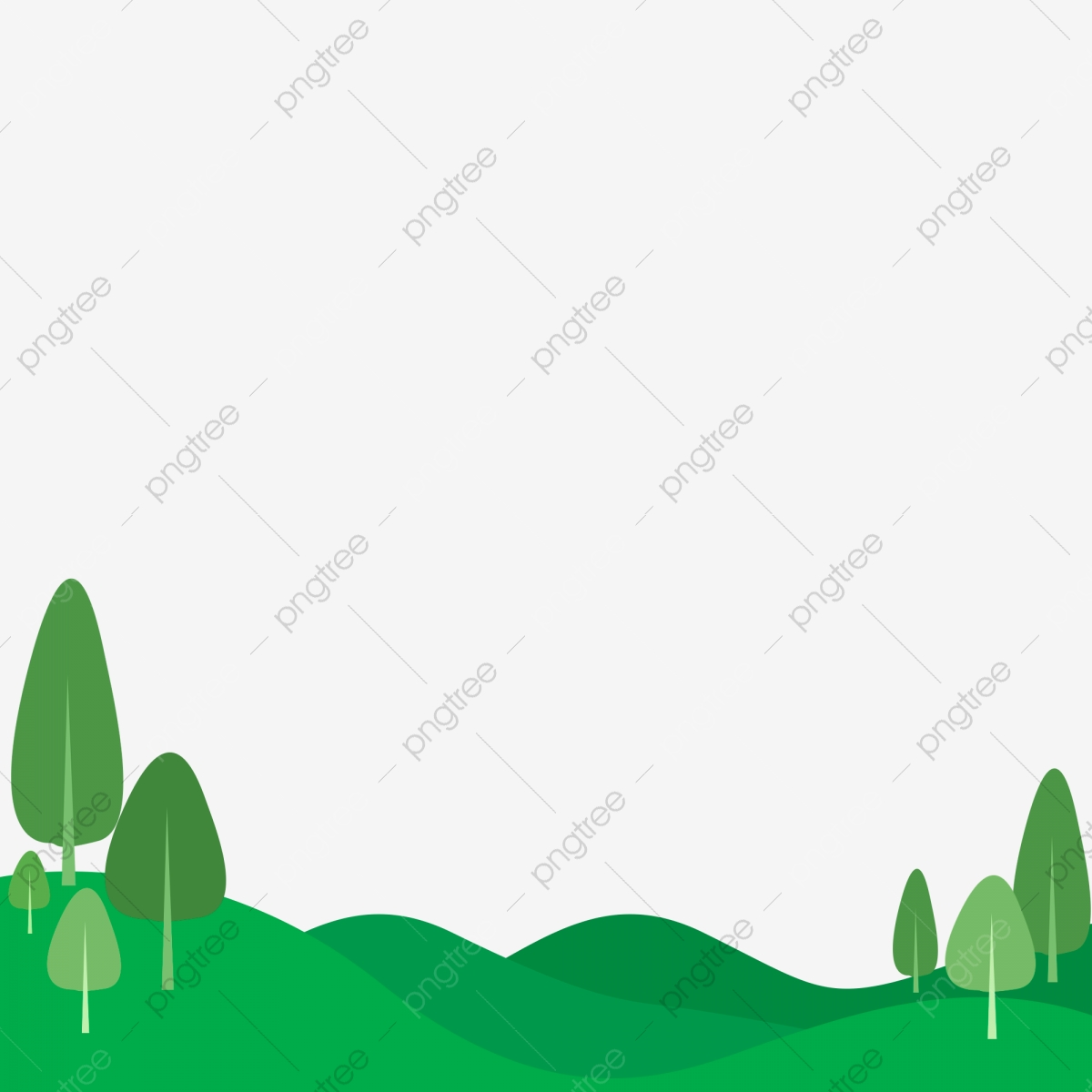 Ensemble De Vecteur Clipart (images Graphiques) D'arbre Et De Pin  Illustration de Vecteur - Illustration du clipart, arbre: 97822161