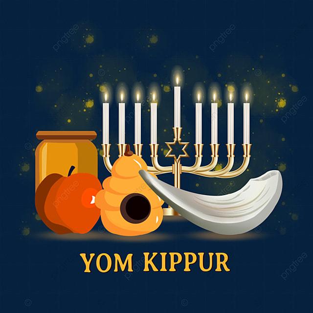 yom kippur apple jar candle element