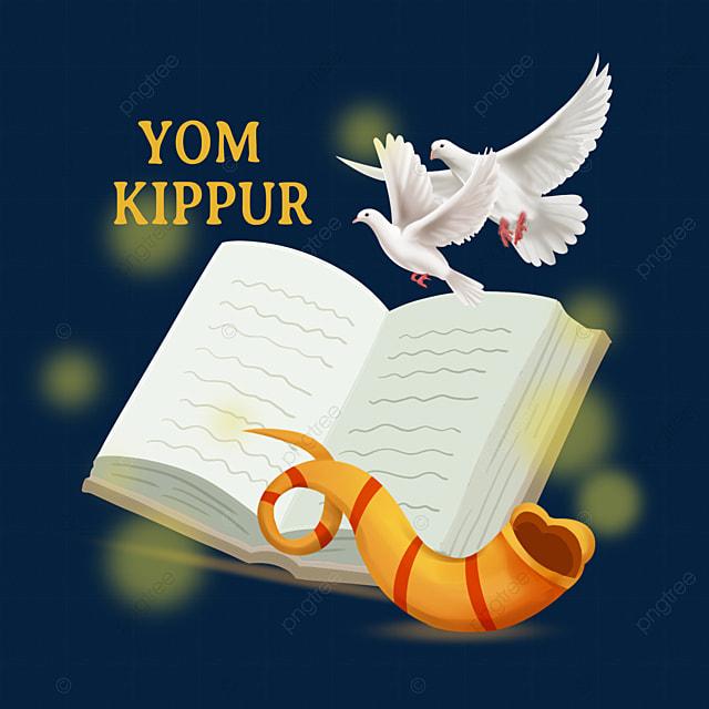 yom kippur book yellow pipe