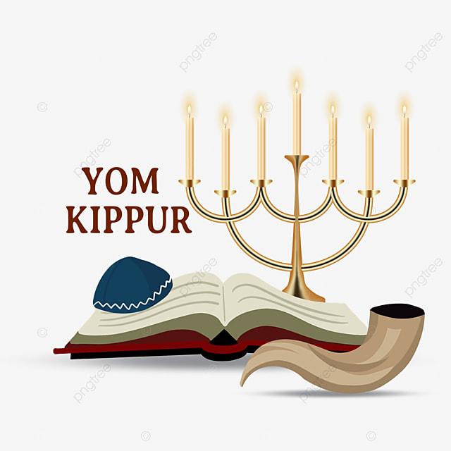 Elemento De Vela De Igreja De Yom Kippur, Yom Kippur, Vela, Elemento Imagem PNG e PSD Para Download Gratuito
