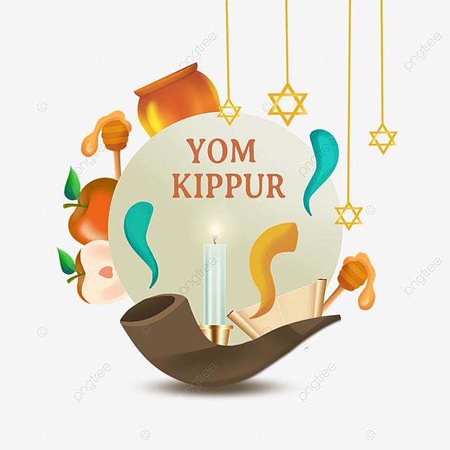 yom kippur retro pipe element