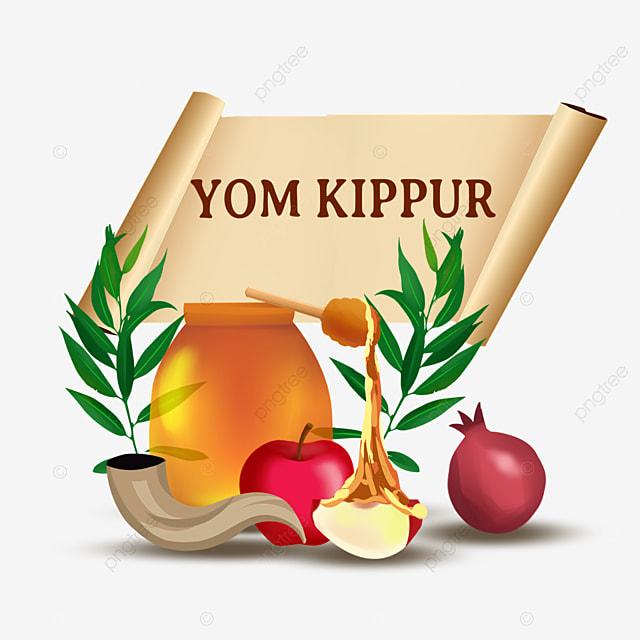 yom kippur yellow jar element