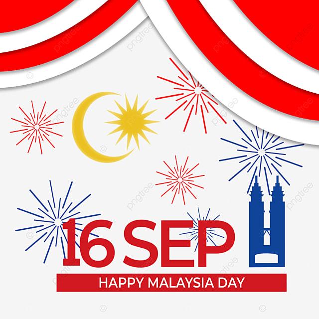 fireworks element malaysia day