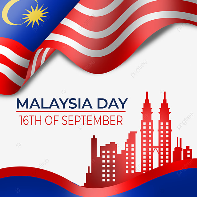 flag architectural element malaysia day
