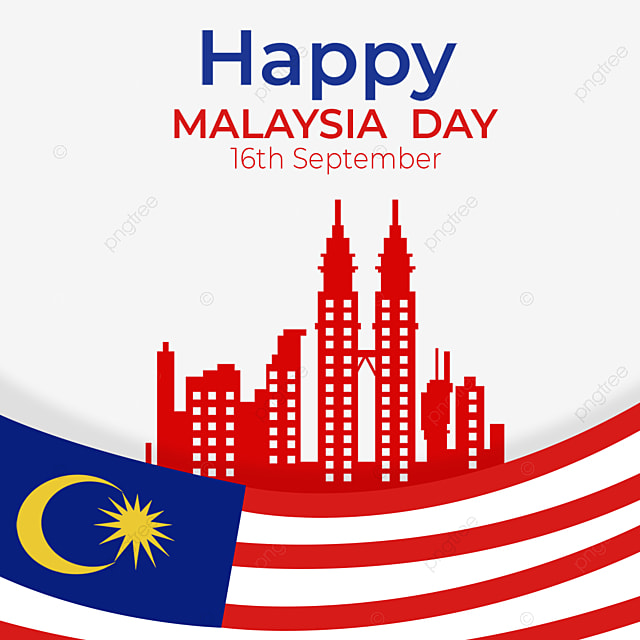 flag architectural elements malaysia day