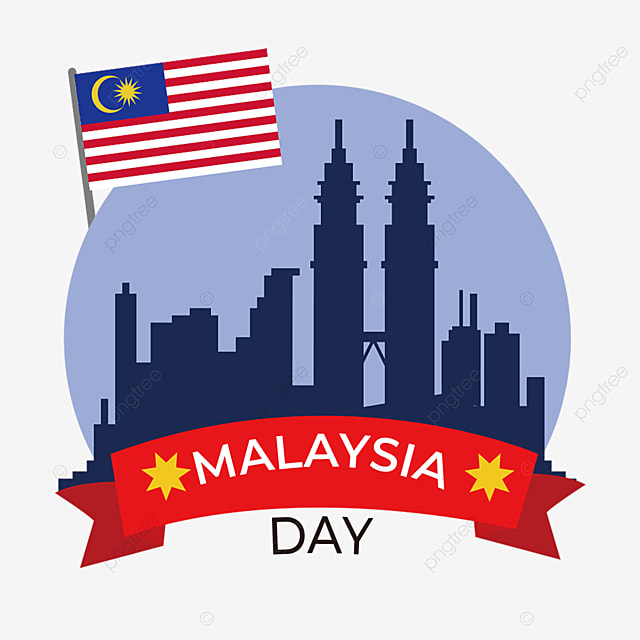 flag architecture malaysia day