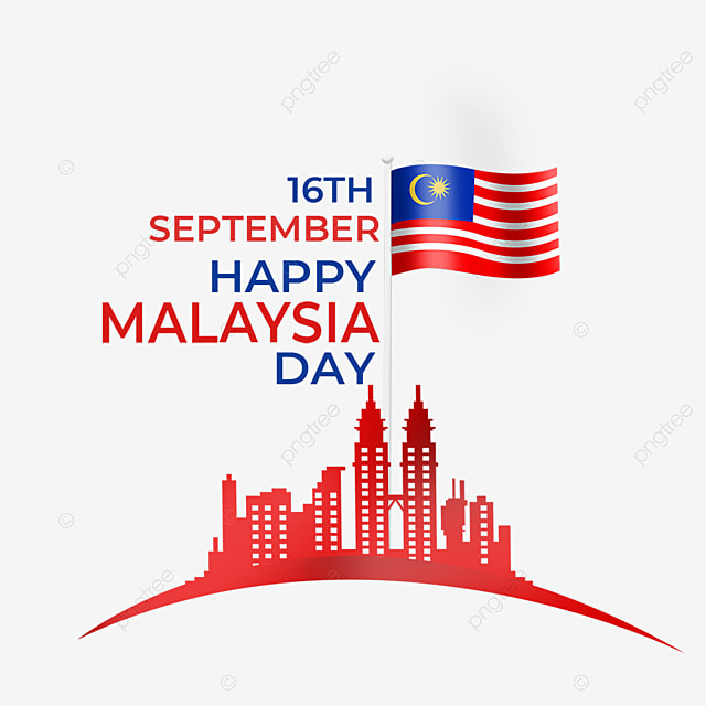 flag date architectural element malaysia day