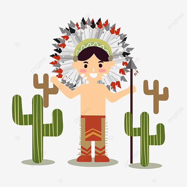 american indian hand drawn arrow head crown aborigine