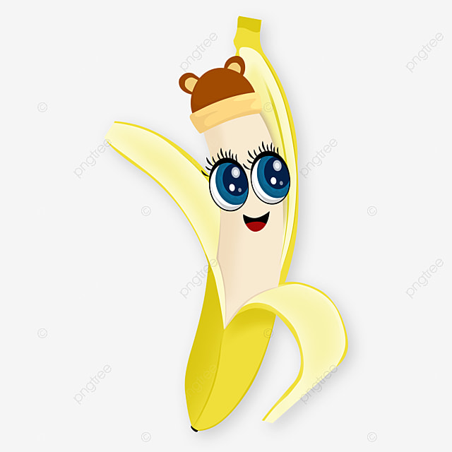 cute banana vector banana bananavector cutebanana png transparent clipart image and psd file for free download https pngtree com freepng cute banana vector 5513014 html