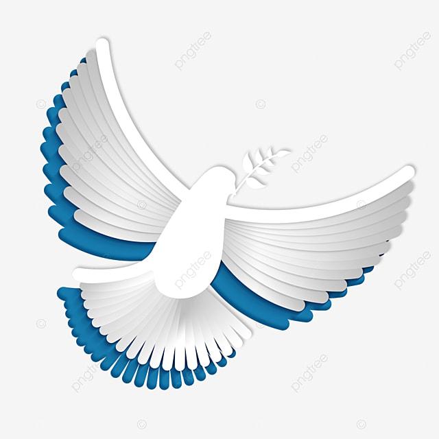 international day of peace flat style world peace dove