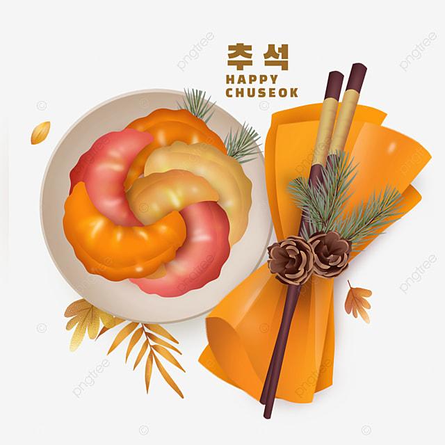 korean mid autumn festival decoration