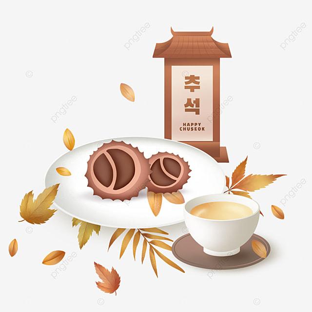 korean mid autumn festival refreshments