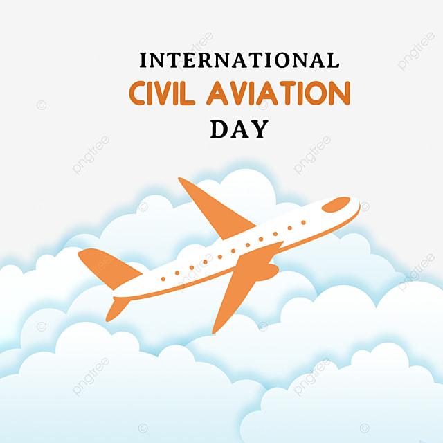 fresh style international civil aviation day