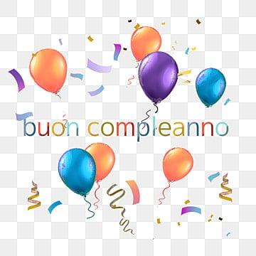 Italienisch geburtstag liebe zum Herzlichen Glückwunsch