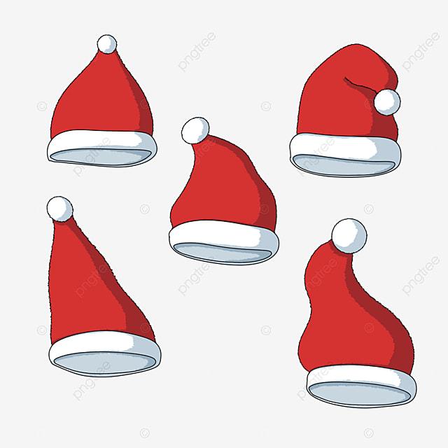 holiday hat cartoon christmas hat