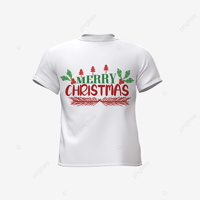 merry christmas simple style hand drawn art word