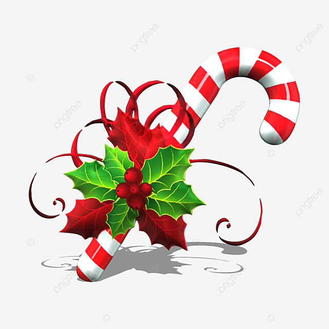Red And White Candy Cane Mistletoe Clipart Candy Cane Xmas Png Transparent Clipart Image And Psd File For Free Download