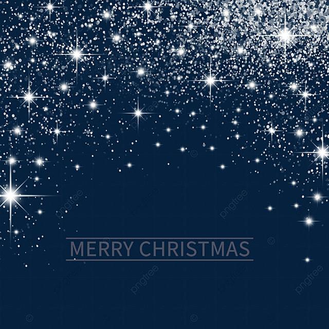 christmas brilliant star light effect