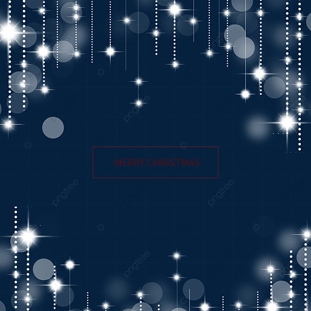 christmas simple light effect