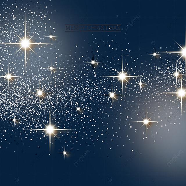 christmas sparkle light effect