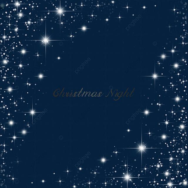christmas star light effect