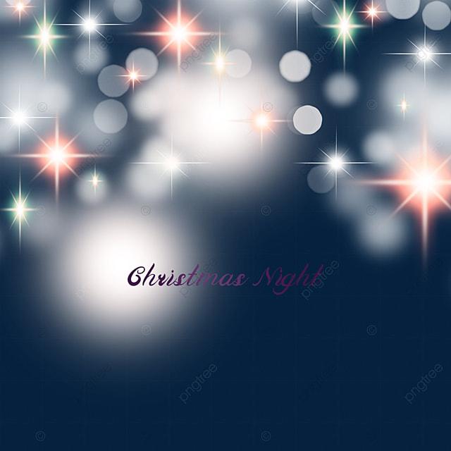 color christmas light effect