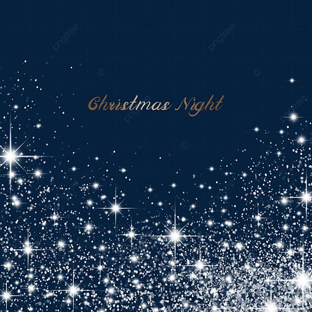 creative glowing christmas light effect