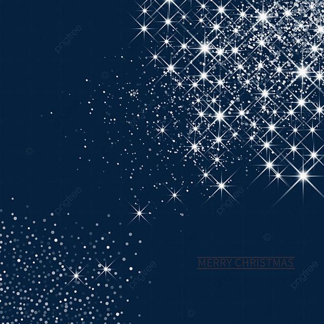 shine a piece of christmas light effect