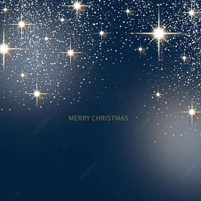 simple christmas light effect