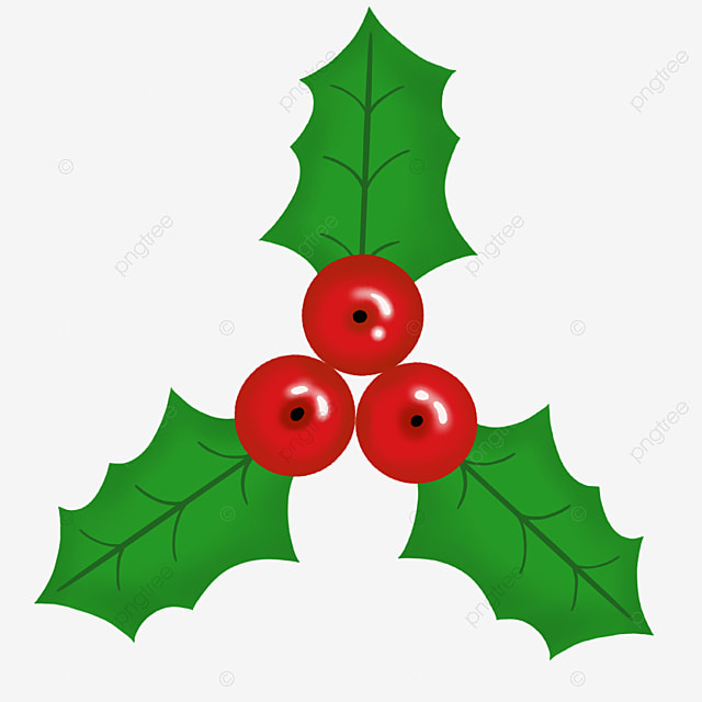 three holly berries christmas fruit holly brooch