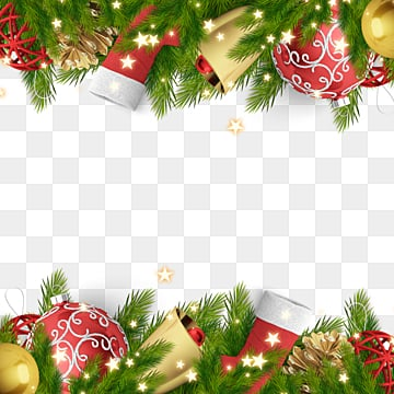 Christmas Border Png Images Vector And Psd Files Free Download On Pngtree