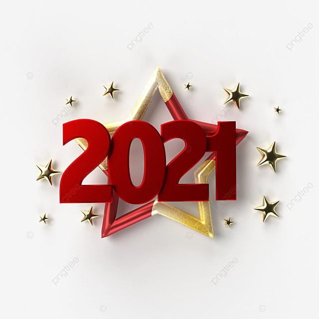Bonne Annee Banniere Avec Numeros 2021 Clipart De Nouvel An Clipart De Noel Fete Fichier Png Et Psd Pour Le Telechargement Libre