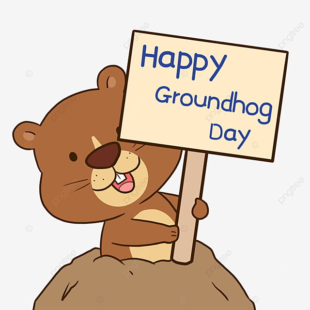 24+ Groundhog day 2021 clipart information