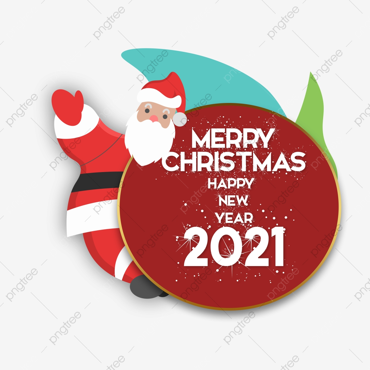 Merry Christmas 2021 Clipart 2021 Merry Christmas And Happy New Year With Funny Santa Claus Santa Clipart Santa Claus Png Transparent Clipart Image And Psd File For Free Download